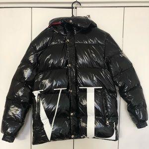 Valentino X Moncler Bubble Jacket